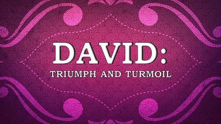 David - Triumph & Turmoil