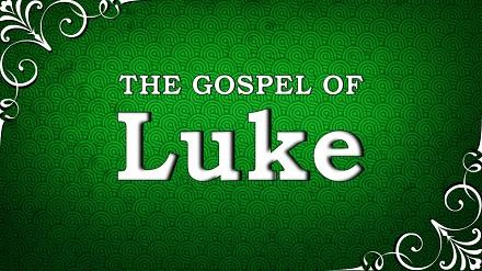 Luke – This is Jesus