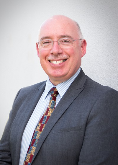 Pastor Ian Higham